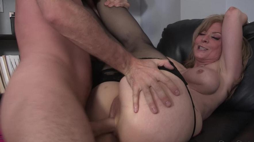 Nina Hartley: Cock Hungry Business Stepmom